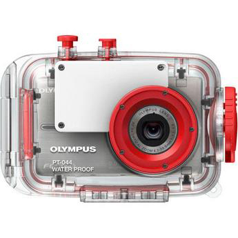 Olympus underwater housing