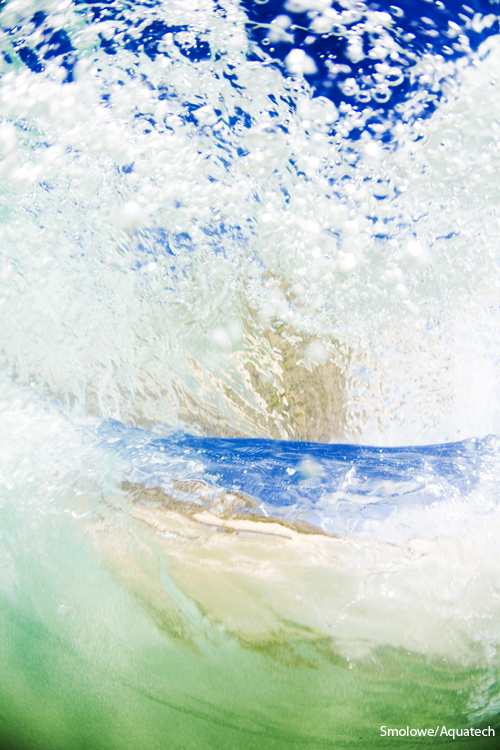wave photography by Mike Smolowe