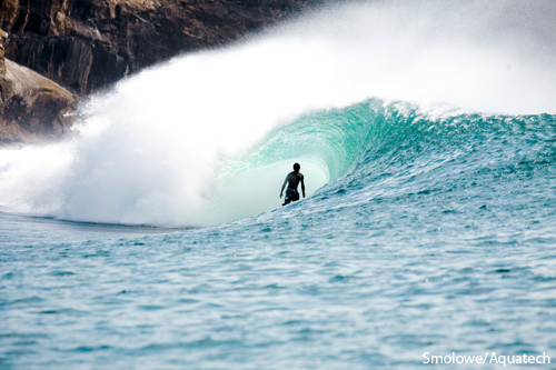Surf photography by Mike Smolowe