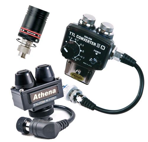 Underwater TTL converters