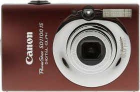 Canon PowerShot SD1100 IS Digital ELPH
