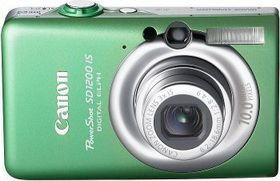 Canon PowerShot SD1200 IS Digital ELPH