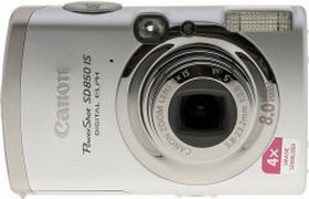 Canon PowerShot SD850 IS Digital ELPH