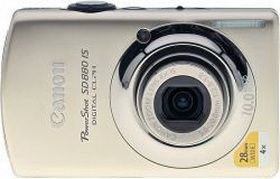 Canon PowerShot SD880 IS Digital ELPH
