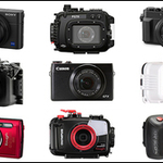 2016 Top Compact Cameras and Housings for Underwater Photography