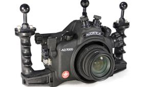 Nikon D7000 and Aquatica AD7000 Review - The  Camera
