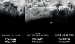 Into the Drink - Photographing Guinness' Latest Campaign
