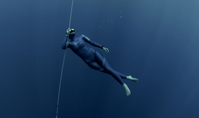 123 Meters on a Single Breath, Reports from the Caribbean Freediving Cup