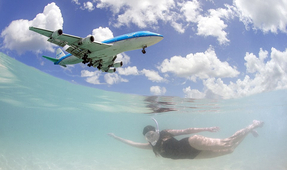 Water Landing: Photographing Planes and Models
