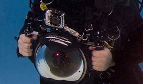 How to Attach a GoPro to an Underwater Housing