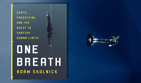 "An Interview with ""One Breath"" Author Adam Skolnick"