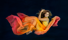 A Beginner's Guide to Underwater Portrait Photography
