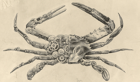 Mechanical/Biological Crustaceans