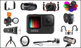 DPG's New Guide to GoPro: Choosing the Right Accessories