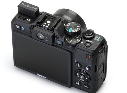 canon rolls out new powershot models s110 and g15. Black Bedroom Furniture Sets. Home Design Ideas