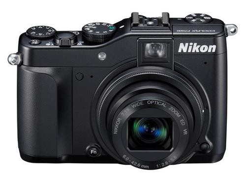 nikon announces coolpix p7000 high end compact camera. Black Bedroom Furniture Sets. Home Design Ideas