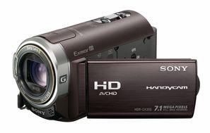 sony handycam models