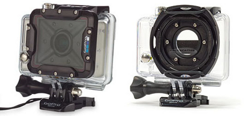 GoPro Announces Underwater Housing