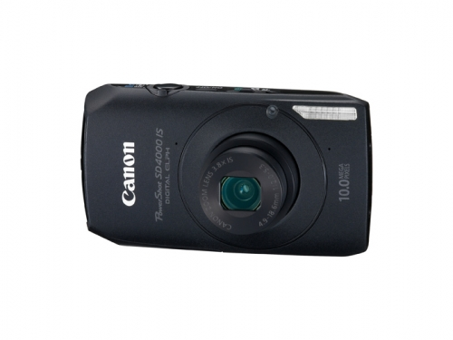 Canon sd4000 is review.