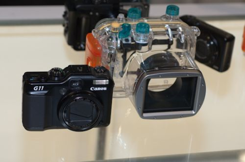 Canon G11 and WP - DC34