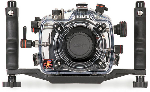 Ikelite Announces Housing for Canon EOS 600D