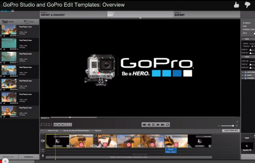 New Gopro Studio 20