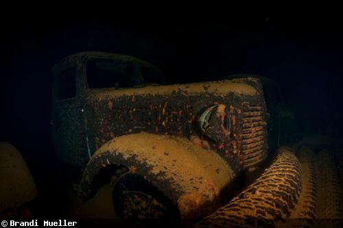 Photographing The Wrecks Of Truk Lagoon