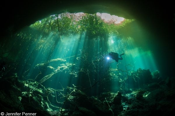 Cenotes of Mexico