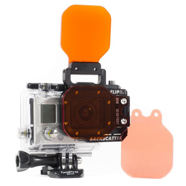 Flip filter GoPro