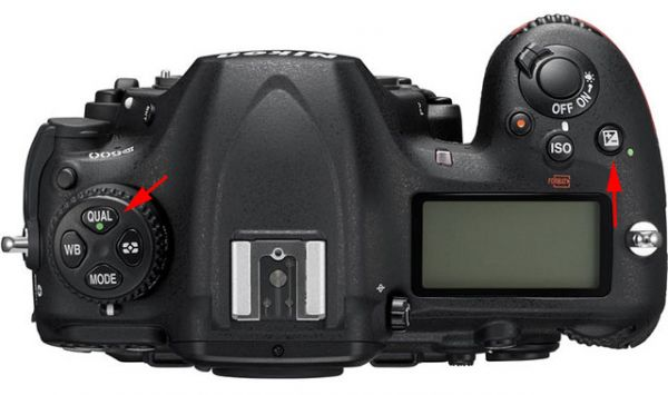 Mysterious Green Dots on Nikon Cameras Do What?