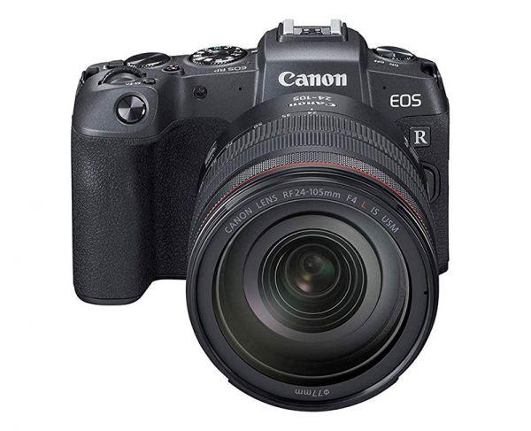 Canon Announces Eos Rp Entry Level Full Frame Mirrorless