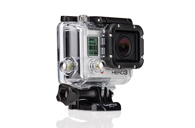A Guide to Using the GoPro Underwater