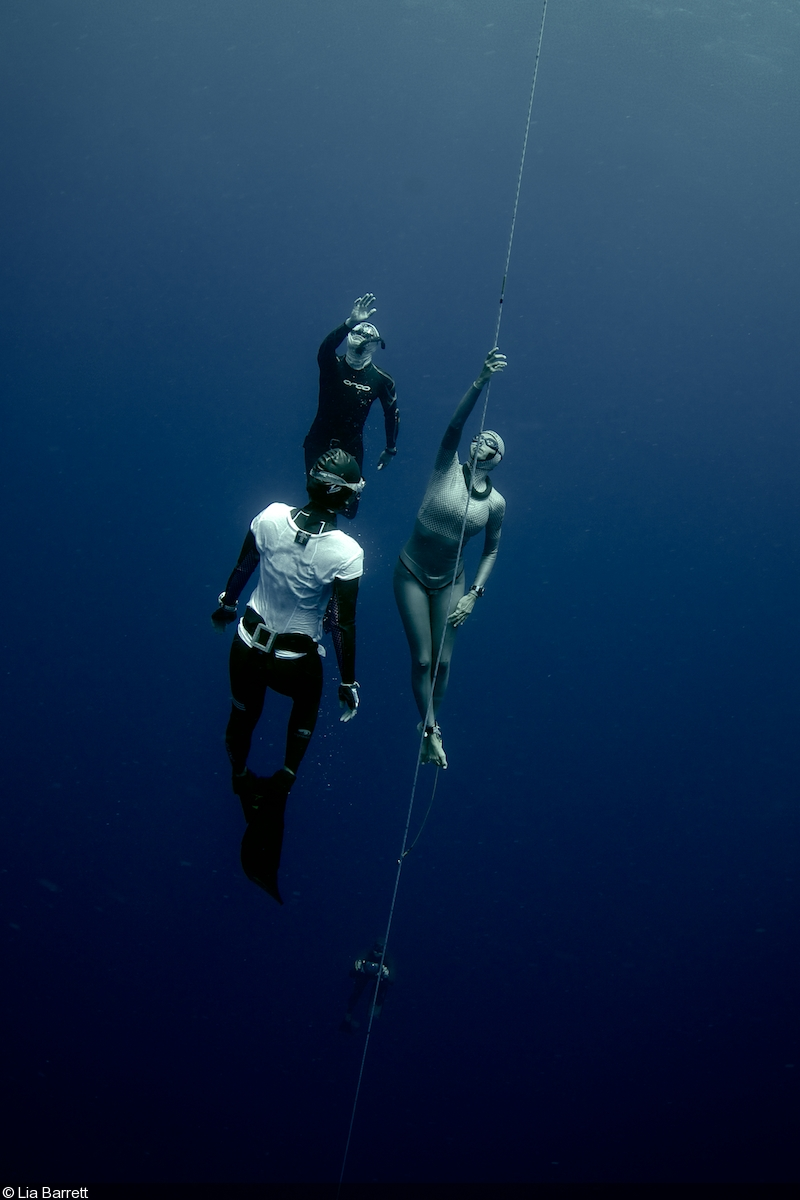 4x Australian Freediving Record Holder: 123 Meters On A Single Breath, Reports From The Caribbean