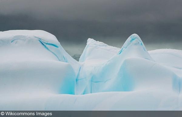 Насколько прочные льды в Антарктике