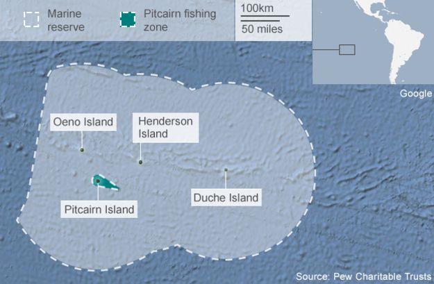 Largest Marine Reserve Designated in Pacific