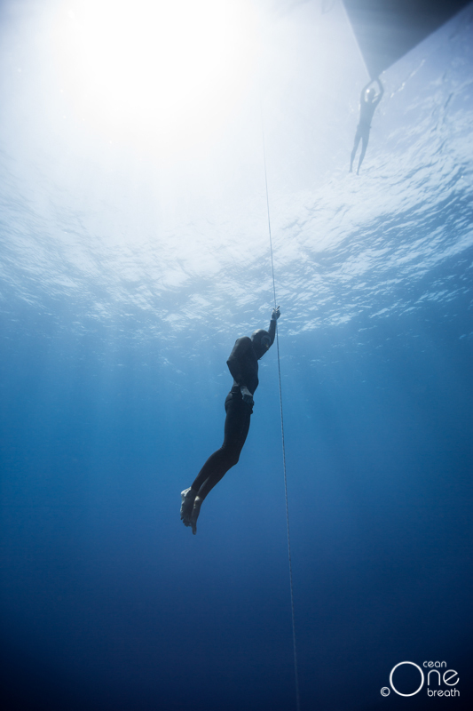 4x Australian Freediving Record Holder: One Ocean, One Breath
