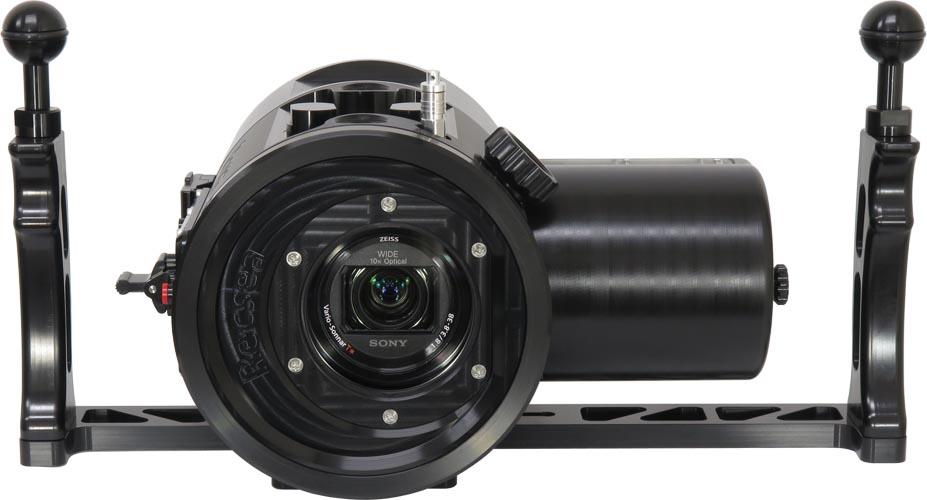 New Recsea Housings for Sony 4K Cameras