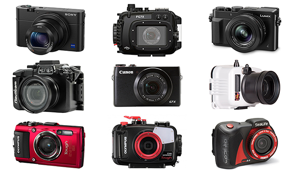 A Compact Camera Isn T Just Great Choice If You Re Starting Out In Underwater Photography And Video Want Rig That Going To Hog Your
