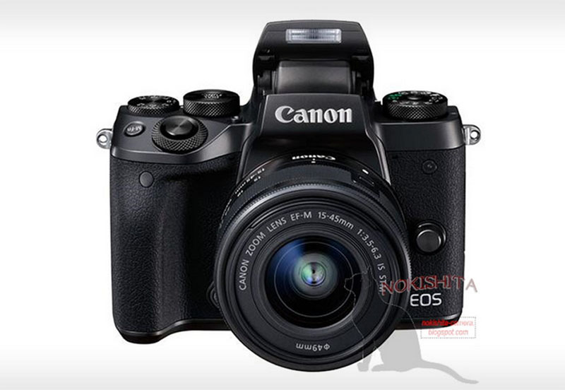 Canon EOS M5 compact system camera