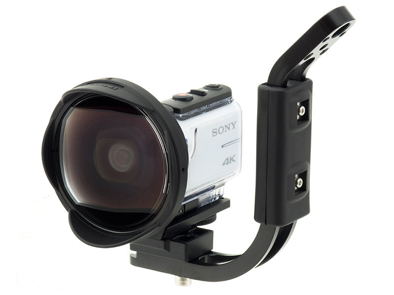 Inon Announces Mount Base Accessory for Sony FDR-X3000 ...