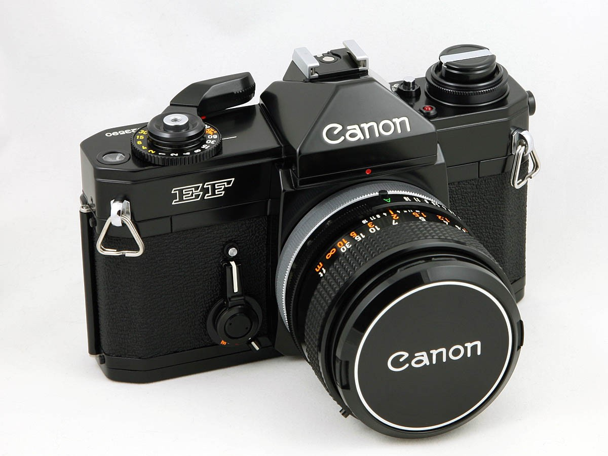 Canon's Response to Nikon's Df