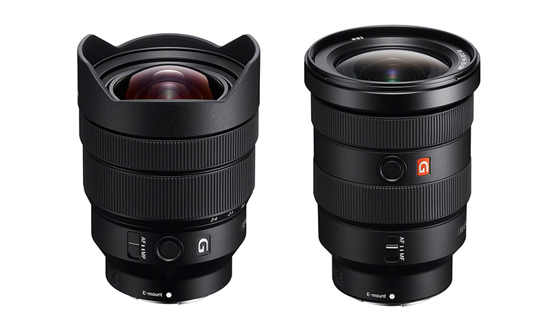 First Impressions of the Sony 12–24mm and 16–35mm Full-Frame Lenses