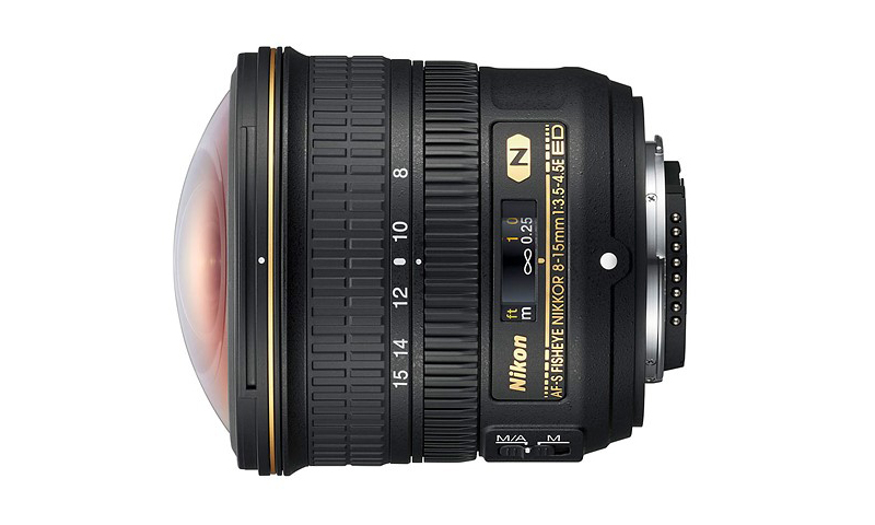 Nikon unveils three new lenses