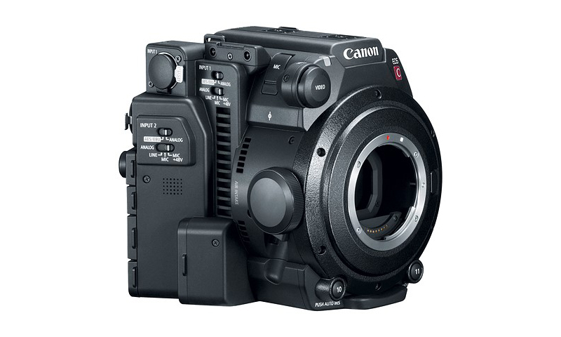 Canon Announces EOS C200 Digital Cinema Camera