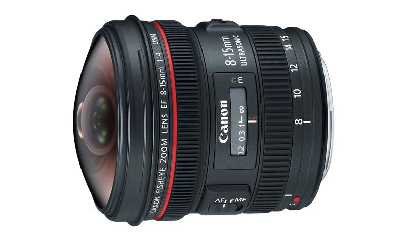 Best Lenses for Canon Full-Frame DSLRs