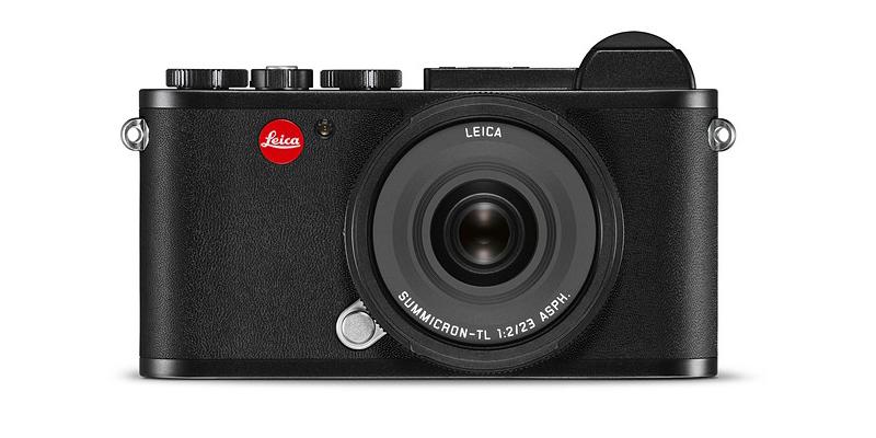 Leica Unveils Compact CL Mirrorless Camera