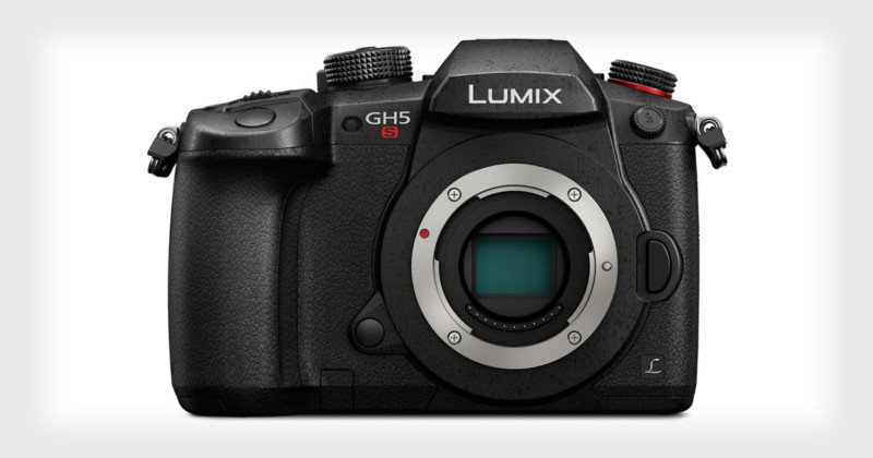 Panasonic's Lumix GH5S is the world's most powerful 4K camera