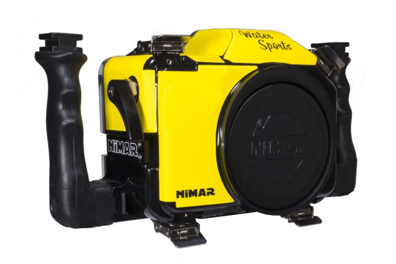 Nimar unveils water sports housings for nikon z6 and z7