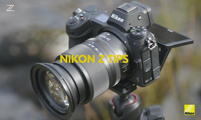 Nikon Releases New Z Tips Videos