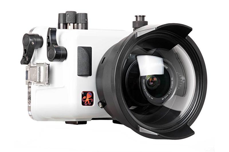 Ikelite Releases Housing for Nikon D5600